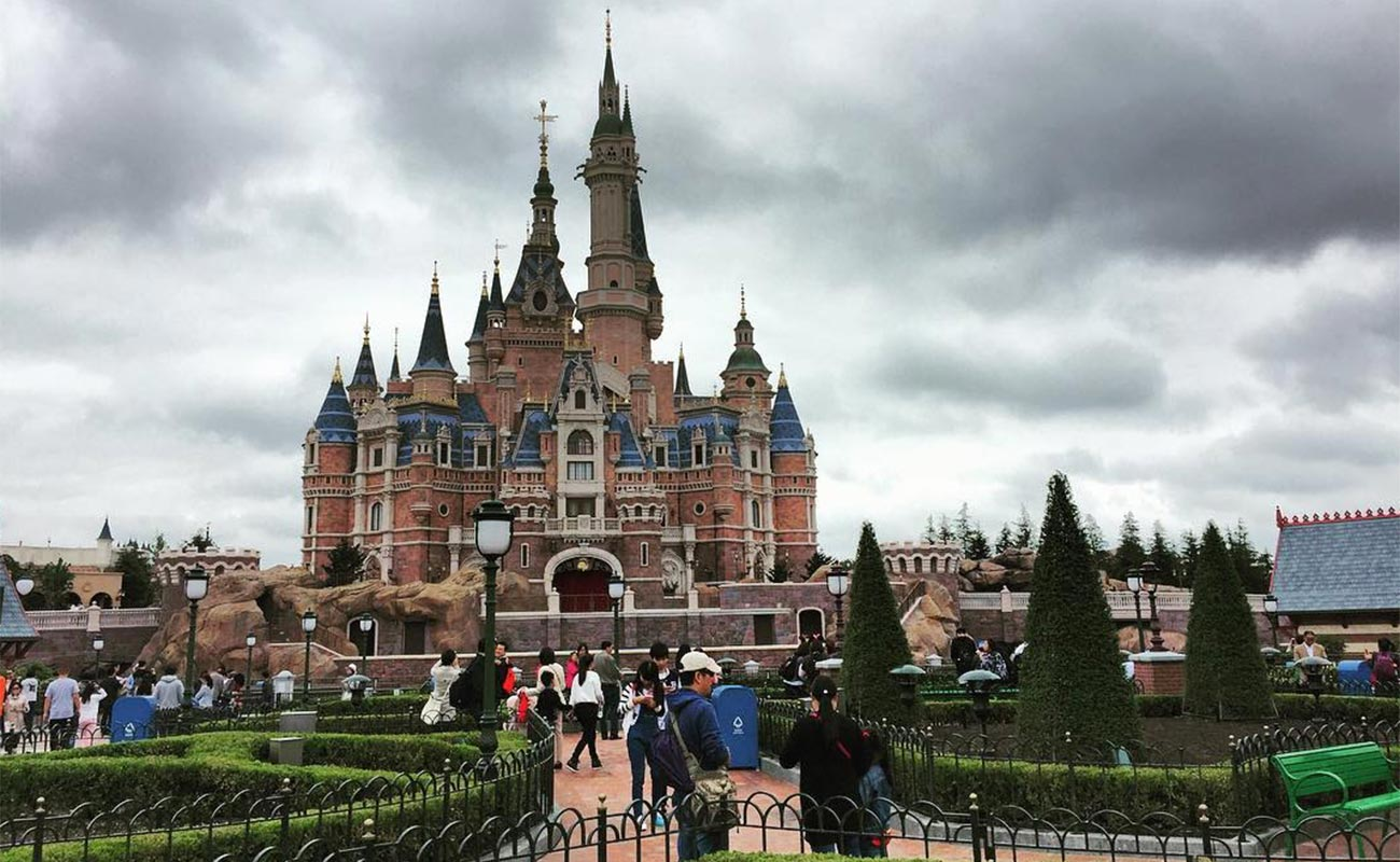 Disney Resort - Shangai - Cina