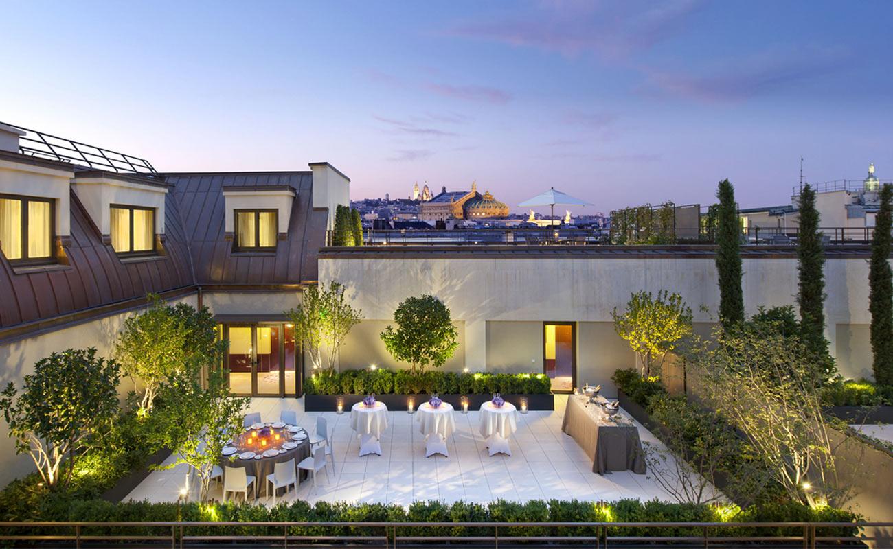 Hotel Mandarin - Paris