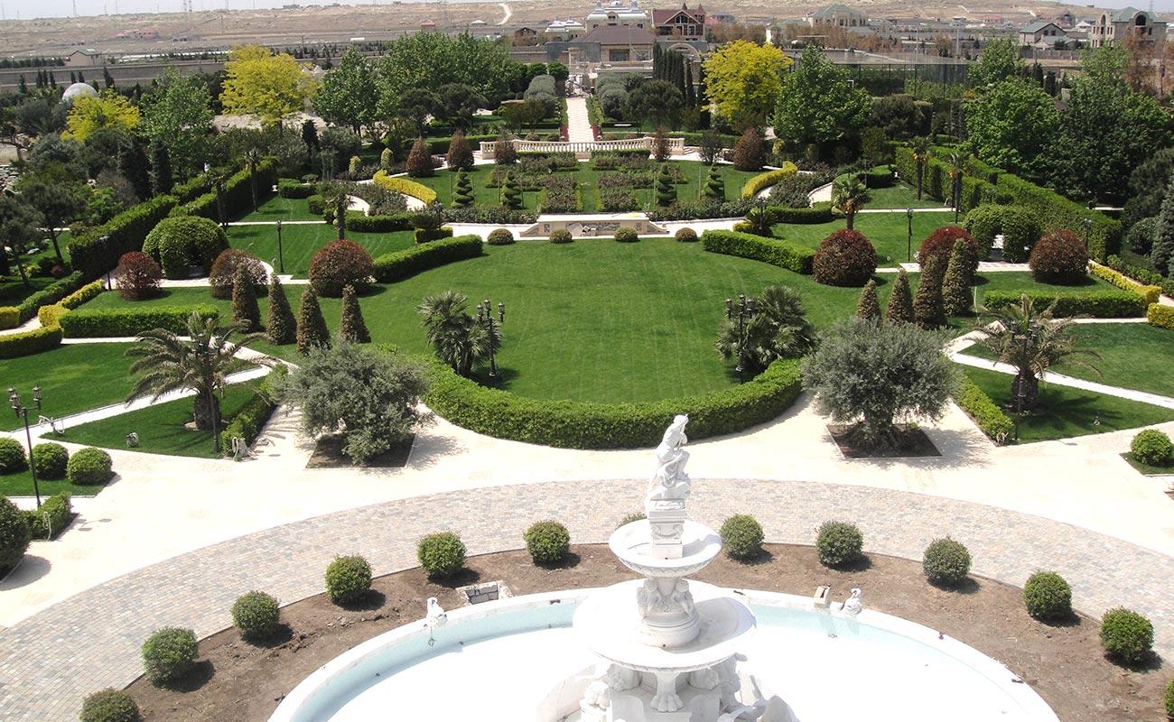 Private Garden - Baku - Azerbaijan